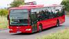 Go North East 5332 BJ10VUS: Mercedes Citaro
