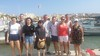 GSE Malta Students and group leader in Marsaxlokk Fishing Village on a Sunday (gatewayschoolofenglish) Tags: learn english intercambio viajes cursos idiomas extranjero sprachreise sejourlinguistique sejours vacances inglese studiare anglais etudes travel malta toefl ielts grammar language