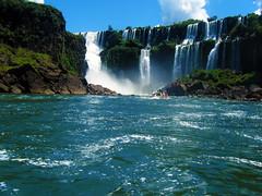 Iguazu -  Lower circuit 2 (cansounofargentina) Tags: iguazu lower circuit inférieur circuito inferior waterfall cataratas cascade argentina argentine provinciademisiones 500v20f 100v10f