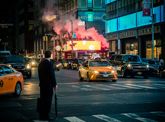Englishman In New York (crybaby75) Tags: 2017 newyork nyc usa summer nyár june június englishman canon 1300d canoneos1300d 1785 efs1785 efs1785isusm city taxi yellowcab photowalk photography rain steam