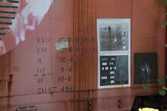 Stationary Boxcar (Ann Arbor Railroad - Saline, Michigan - Saturday September 30, 2017) (cseeman) Tags: trains boxcars abandonedboxcars abandonedtrains annarborrailroadsystem annarborrailroad railroad saline michigan tracks railroadtracks weeds weathered abandoned stationary michiganrailroads railroadcars traincars annarbor