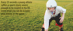Youth Sports Injuries Header Graphic (preventchildinjury) Tags: youth athlete youthathlete youngadult sports helmet sportsinjury safety childsafety injury injuryprevention child childinjury childinjuryprevention children kids