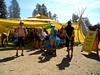guayaki tent (citymaus) Tags: oregon eclipse gathering 2017 symbiosis ochoco national forest big summit prairie art arts music festival guayaki tent yerba mate