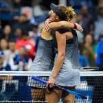 Madison Keys, Elena Vesnina