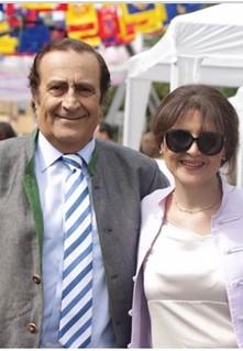 Michel Sogny et Elisso Bolkvadze