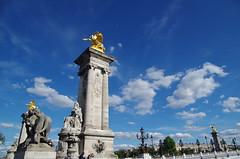 Pont Alexandre III, Paris, 14/08/2017 (jlfaurie) Tags: familia mechas ramirez pontalexandreiii paris france francia monument puente bridge pont