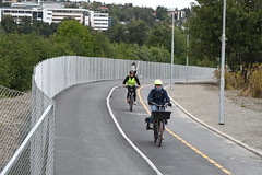 Sykkelveg Stavne 0084 (Miljøpakken) Tags: miljøpakken trondheim sykkelveg sykling sykkelrute syklister myke trafikanter