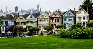 Full House (SF's Painted Ladies)