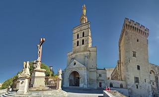 La Cathédrale Notre-Dame des Doms – Avignon.