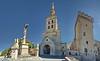 La Cathédrale Notre-Dame des Doms – Avignon. (Cri.84) Tags: cathédrale provence vaucluse panorama autopano 5xp monument hdr hdr3xp photomatix