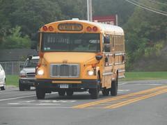 First Student #649 (ThoseGuys119) Tags: firststudentinc schoolbus pinebush newyork pinebushcentralschools