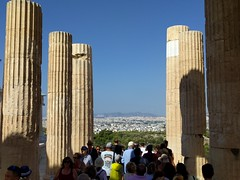 Leaving the Acropolis - Athens Greece (ashabot) Tags: athens greece