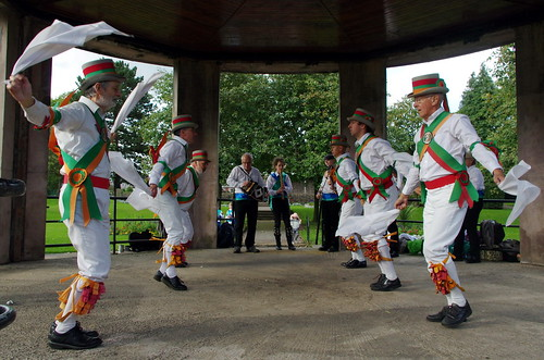 16.9.17 Waters Green and Adlington Morris in Macclesfield 24