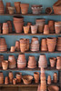 Inverewe (itmpa) Tags: inverewe inverewegarden garden gardens nationaltrustforscotland nts poolewe terracottapots terracotta pot pots plantpots shed pottingshed westerross scotland archhist itmpa tomparnell canon 6d canon6d