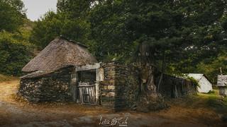 Casa de Palla del señor Antonio (León)