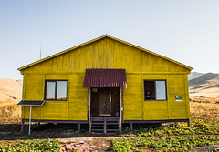 IMG_7976 (sopo_chinchaladze) Tags: hut hike travel traveltogeorgia nationalpark yellow