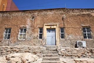 Old house in Alqosh / Iraqi Kurdistan