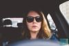 Week 37: Centered (bmurphy502) Tags: centered center selfportrait portrait sp sunglasses raybans 35mm me car naturallight moody light
