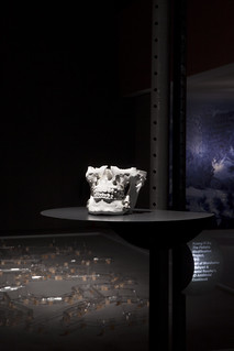 The Fellatio Modification Project by Kuang-Yi Ku (part of The 3D Additivist Cookbook) at the exhibition