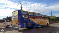 Now dominating the City (joshr0ckx) Tags: iveco euromidi cc150 santarosa jayross lucky seven tours
