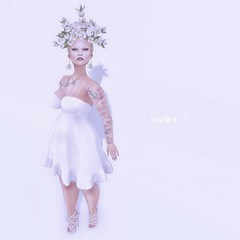 LOOK NO. 514: THERE IS PASSION IN WHITE (violettes.closet) Tags: cosmopolitan kaithleens gd anybody lilosfit shinyshabby avenge ebento ktarsis lode iconic posesion eternaldreamposes ysys catwa maitreya sl secondlife