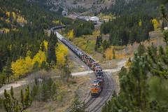 Provo-Denver (joemcmillan118) Tags: colorado eastportal bnsf manifest provodenver up unionpacific moffattunnelsubdivision