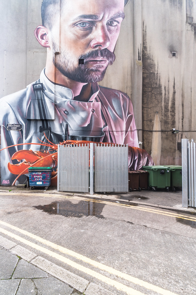 EXAMPLES OF URBAN CULTURE IN BELFAST [STREET ART AND GRAFFITI]-132960