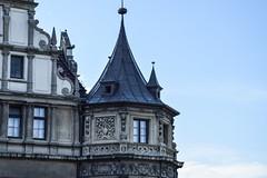 Moszna-zamek (marek&anna) Tags: poland moszna schlossmoschen bay lucarne window atticstyle avantcorps architecturaldecoration castle