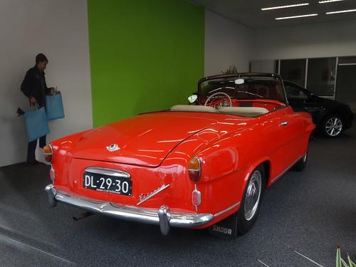 1960 Škoda Felicia Cabriolet