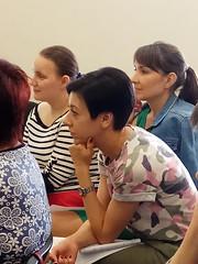 9-WWW Course, Samara, Russia, summer 2017