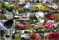 VW (evisdotter) Tags: vw volkswagen folkvagnar collage cars bilar badhusparken mariehamn
