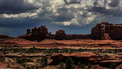 Wooden Shoe Arch - Canyonlands National Park (Kent Freeman) Tags: canyonlands national park utah canon 5d mk3 mkiii 24105mm l eos ef mk2 is circular polarizer breakthrough photography