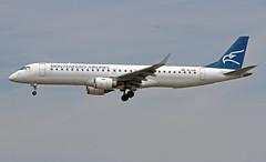 4O-AOB EDDF 15-06-2017 (Burmarrad (Mark) Camenzuli) Tags: airline montenegro airlines aircraft embraer 190200lr registration 4oaob cn 19000283 eddf 15062017