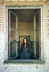 Pic_(1) (4) (newmandrew_online) Tags: filmisnotdead film filmphotografy filmcovenant ishootfilm 35mm girl minsk belarus mju mjuii olympus window