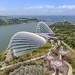 Flower Dome and Botanischer Garten Singapur