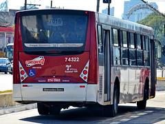7 4322 VIP - Unidade M´Boi Mirim (busManíaCo) Tags: busmaníaco nikond3100 caioinduscar ônibus vip unidade m´boi mirim caio millennium ii mercedesbenz o500u