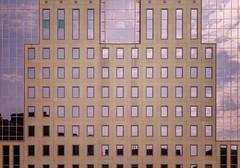 McMurtry-Scott Building (Jack Landau) Tags: the mcmurtry scott building toronto postmodern architecture facade design grid pink glass pomo jack landau