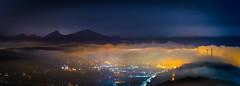 Impulse (Diego S. Mondini) Tags: night sky sãofranciscodosul brasil brazil santacatarina longexposure céu