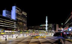 Stockholm Sergels Torg