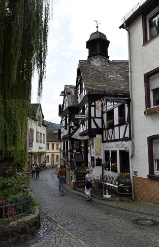 Street in Assmannshausen