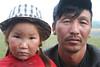 Volti nomadi (glucamorettini) Tags: volti glimpse mongolia nomadi famiglia travel road canon