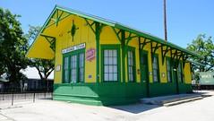 MKT Depot La Grange 1 (Gene Ellison) Tags: lagrange texas train depot mktlines
