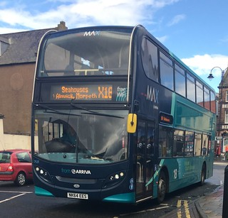 Arriva North East 7531 NK64 EES