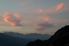 Vezio sunset-1 (Paul Dykes) Tags: varenna lombardy lombardia italy italia lakecomo lagodicomo eveninglight evening it