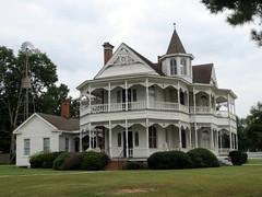 John Blue House Laurinburg, NC.