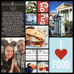 We are huge fans of splurging every once in awhile on the dinner packages at Disneyland. #theockeysgotodisneyland #projectmouse #projectlifeapp #memorykeeping #disneyland #riverbelleterrace (girl231t) Tags: ifttt instagram 2017 vacation scrapbook layout 12x12layout projectlifeapp affinityphotoapp