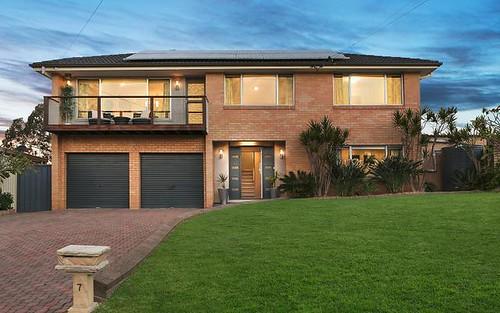 7 Pound Close, Hammondville NSW