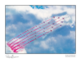 Red streak - The Red Arrows