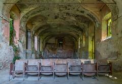 Villa M. (tobi_urbex) Tags: urbex urban exploration lost lostplaces abandoned decay decadenza abbandono italia forgotten dimenticato italy villa mansion theater church