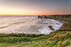 Clifftop View (Steven Peachey) Tags: seascape sunrise beach cliffs sky clouds water morning canon6d ef1740mmf4l southshields uk northeastcoast lee09gnd leefilters lightroom stevenpeachey
